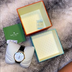 KATE SPADE: Classic Women's Opalescent faced Watch
